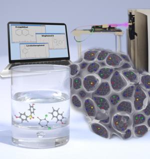 Nowa metoda otrzymywania porowatych polimerów
